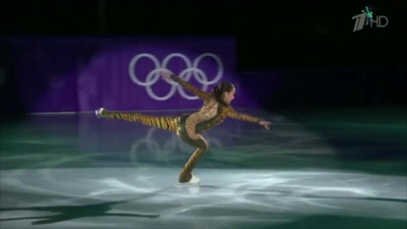 Алина Загитова -- ворожея льда.