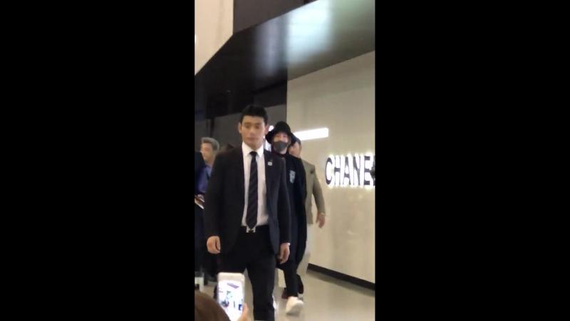 9.11.2017 Аэропорт Япония. Сок вылетает в Корею