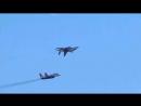 105-летние ВКС - Пилотажная группа Стрижи над Финским заливом 3