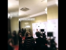 Дафни Кин на церемонии вруяения 38th London Critics Circle Film Awards