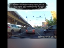 Водители подрались на дороге из за нежелания пропустить