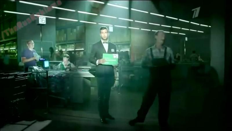 Реклама Мегафон Все Включено - Иван Ургант на кассе