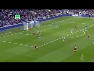 Брайтон энд Хоув Альбион - Ливерпуль 1:5 видео