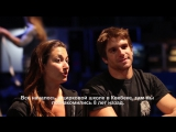 Шоу OVO от Cirque du Soleil: Дуэт на ремнях