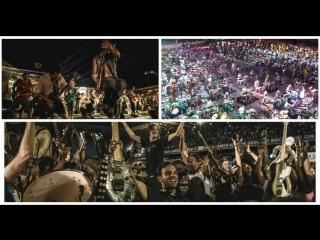 Более 1000 музыкантов исполнили песню Дэвида Боуи [HD 720] (#DH)