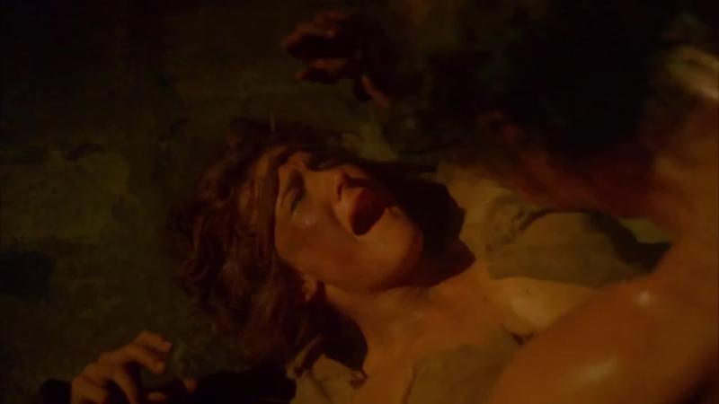 сексуальное насилие(изнасилование,rape) из фильма Stryker(Страйкер) - 1983 год
