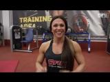 Мастер-класс Оксаны Гришиной - (1) Тренировка грудных мышц