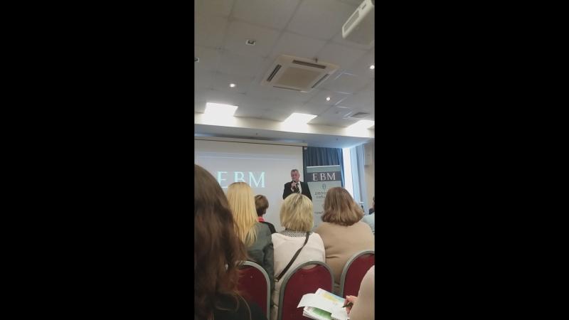 Андрей Ургант на HRM expo