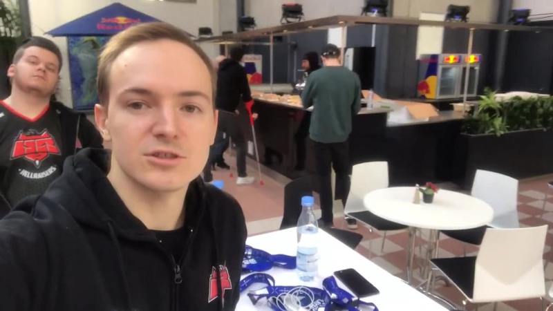 Johntas VLOG Команда на финалах EPL