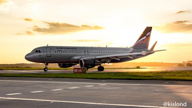 (P3D) Sheremetevo (UUEE) - Stockholm (ESSA) | SU2386 | Aeroflot | Vatsim |VP-BAC | A320 | Aerosoft
