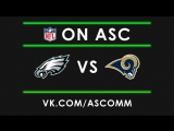 NFL  Eagles VS Rams