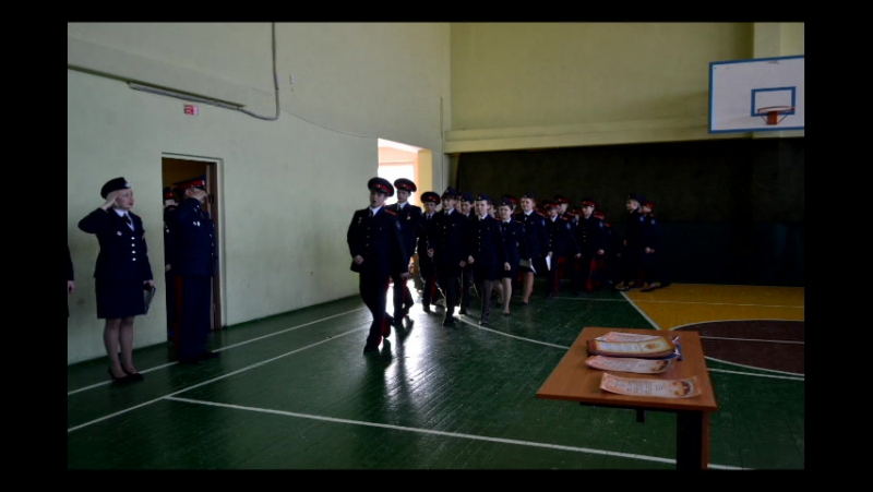 Любимому 9а Выпуск 2017 МБОУ НККК им Атамана Ермака