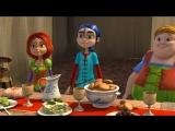 Леонардо 3D Экспо. 4-я серия. Конкурс поваров