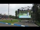 Чайковский чемпионат мира по биатлону, смешанная эстафета юниоры