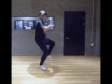 [171104] Lee Min Ho pre-debut dance practice