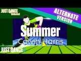 Just Dance Unlimited  Summer - Calvin Harris  Sweat Version  Just Dance 2015 60FPS
