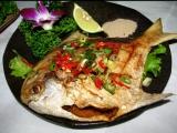 Блюда из рыбы, Гоа, Индия (Fish meals Goa, India)