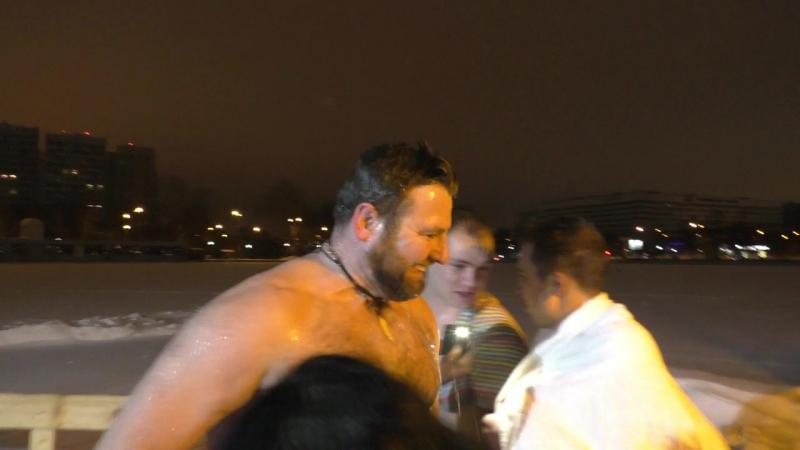 Лесли, наш Британец в Крыму и его первое крещение, в Москве