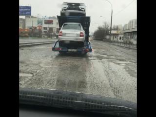 Московские авто дороги)))