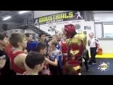 IronMan - Industrials Fight Club Lobnya