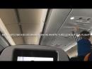Ребенок истерит в самолете (VHS Video)