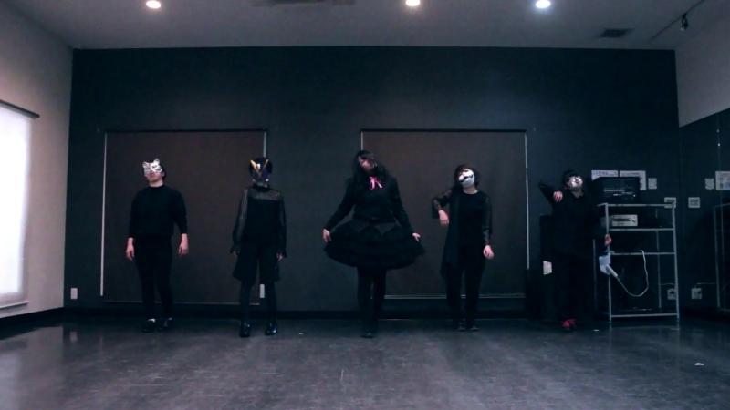 【かぼ酢×e-suke】Ghost Under the Umbrella 踊ってみた 【小麦粉100×もん×U-mA】 sm32798551