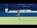 Анастасия Суша - Булавы 17.000(квалификация)