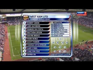 West Ham United - Manchester United HL