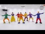 BTS  то что вы не знали о танце к песни Go Go