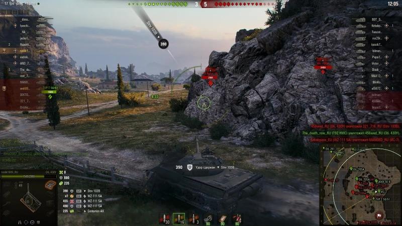 World of Tanks 02.10.2018 - 20.15.05.01