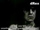 Marc Bolan - 8mm - unknown venue 1972 - [overdub Telegram Sam