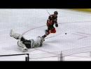 2018-02-21. Эпизод игры Dallas Stars против Anaheim Ducks
