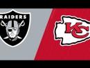 NFL 2017-2018 / Week 14 / 10.12.2017 / Oakland Raiders @ Kansas City Chiefs