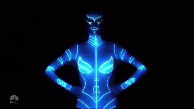 BODY Illumination by Oskar Gaspar
