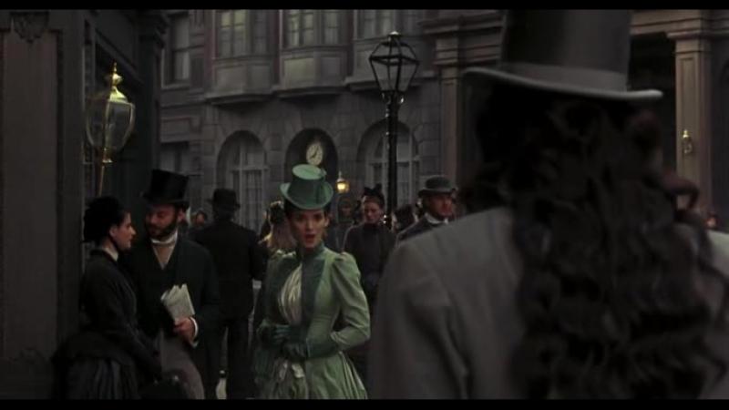 Dracula Брэма Стокера - сегмент - Взрослый мужчина Дракула в Лондоне