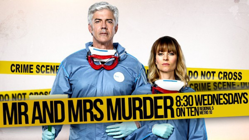 Уборщики Mr Mrs Murder, Серия 12 детектив комедия