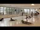 Tuva Selmer-Olsen rehearsal A beast for Thee, UiSTrim