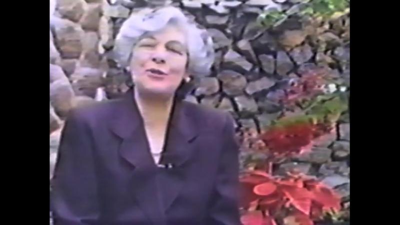 """""""O Cristo está Vivo e Atuante em nosso Benefício"""" -- com a médium Isabel Salomão de Campos"""
