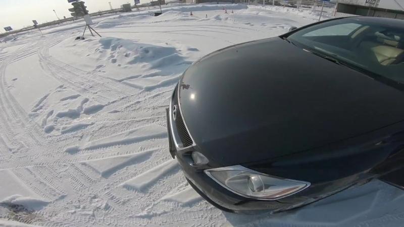 2007 Lexus GS300 (GRS190). 3.0L. 249 л.с. 3GR-FSE. Тест-Драйв