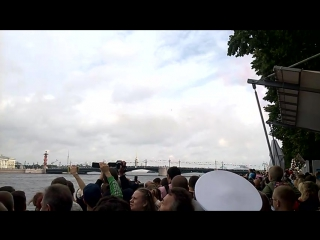Санкт-Петербург авиационный парад!