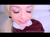 AmateurAllure Elsa Jean (2017) Blowjob, Handjob, Swallow, POV, All Sex, Amateur, Teen, Small Tits, Petite, 1080p