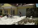 GARDENA Идеальный инструмент для игры в снежки и не только