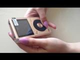 Распаковка моя самая дорогая покупка на Алиэкспресс музыкальный плеер FiiO X5 2-го Поколения