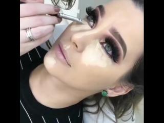 Идея макияжа. Что скажешь?