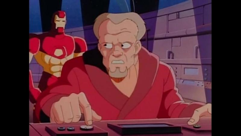 Железный человек 2.3 Железная тюрьма / Cell of Iron Iron Man 1994-1996