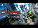 LEGO Ninjago Movie Video Game Ninja gility Vignette PS4
