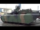 Украина и Польша показали новый совместный танк PT-17 на международной выставке M...