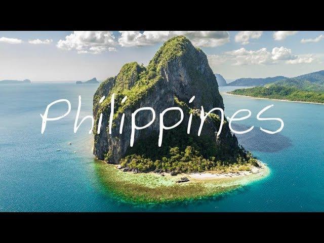 Philippines Paradise DJI Mavic Pro Drone 4K Video Top Islands Beaches Volcanos and Jungles