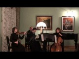 Mikhail Glinka Trio Pathetique in d minor for violin, cello &amp piano