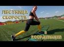 ПЛИОМЕТРИКА на ЛЕСТНИЦЕ СКОРОСТИ Прыжковые упражнения